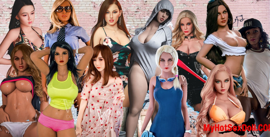 sex doll collection