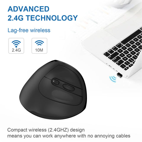 33FT Wireless mouse