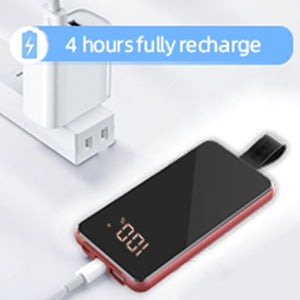 Power bank 3 outputs