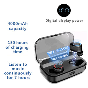 X11 Wireless Earbuds