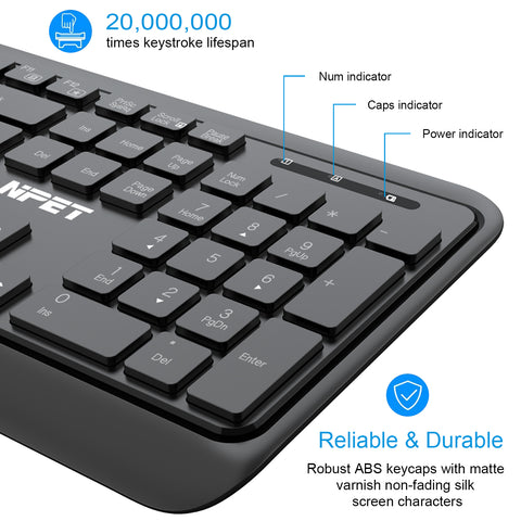durable keyboard