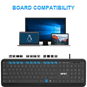 keyboard compatibility