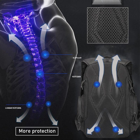 YAKEDA Rush 48 Backpack - Best Tactical Backpack of 2021