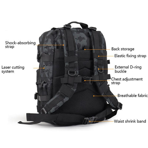 Tacworld 3 day Assault Pack - Best Tactical Backpacks of 2021