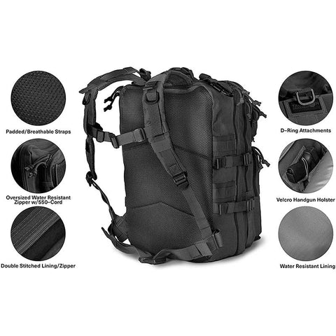 Outdoor 72 Assault Pack - Best Tactical Backpack of 2021