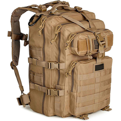 coyote Outdoor 72 Assault Pack - Best Tactical Backpack of 2021