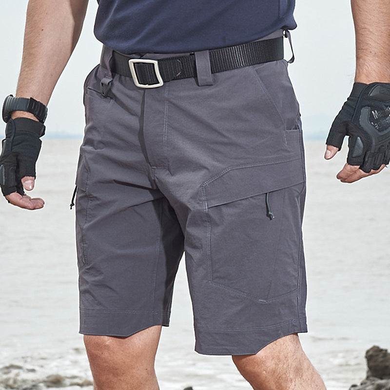 Archon Quick Dry Tactical Stretch Shorts ($27.95)