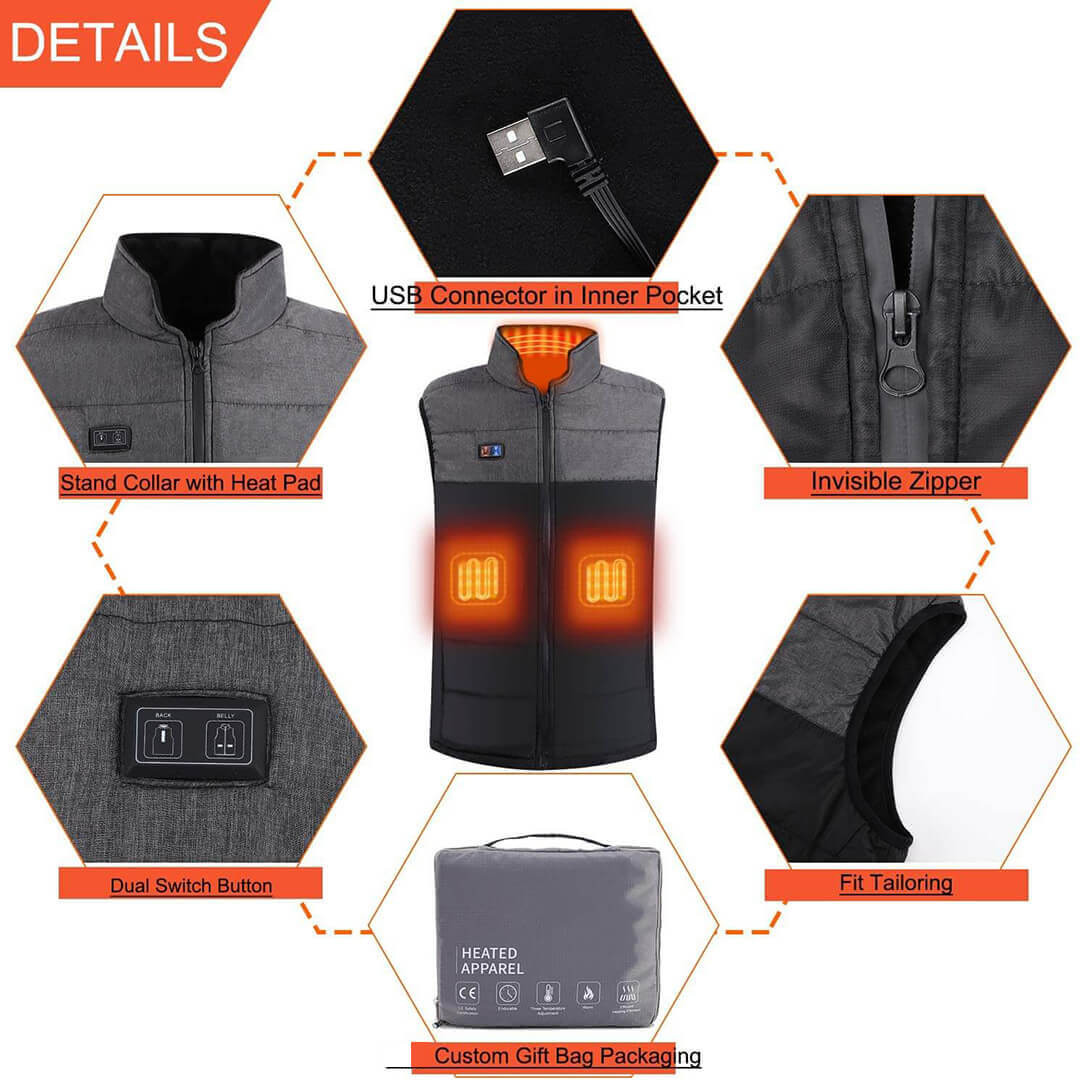 Power Banks for Heated Vests