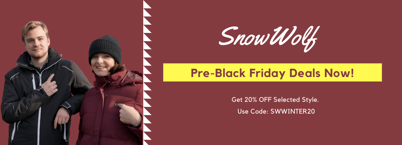SnowWolf Black Friday