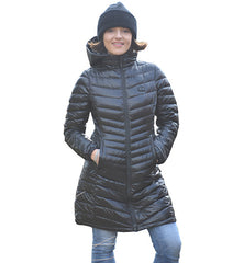 Heated Duck Down Jacket