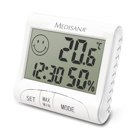 thermo-hygrometer for indoor grow room