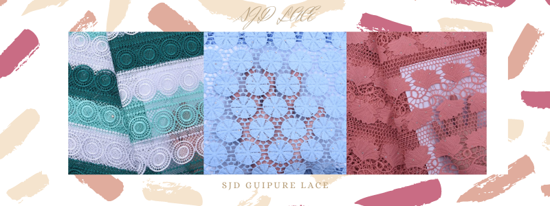 SHOP SJD GUIPURE LACE