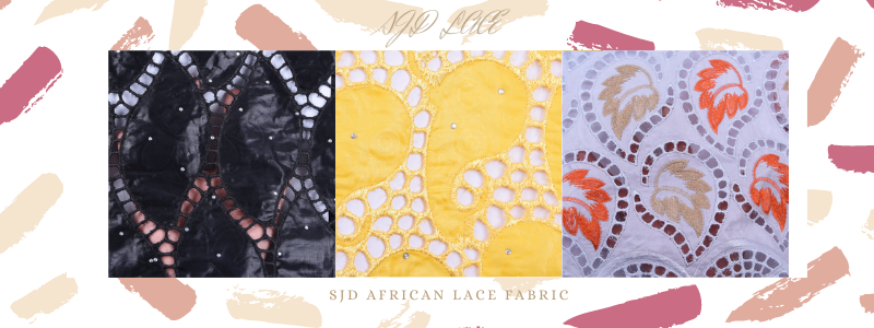 SHOP SJD African Lace Fabric