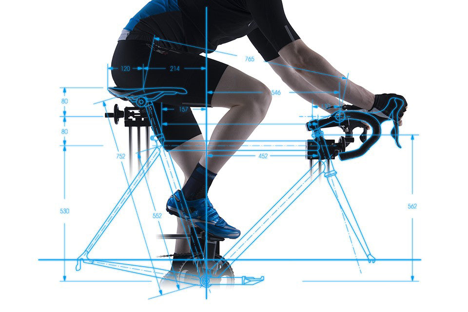 5 types of sports injuries caused by unsuitable bicycle size
