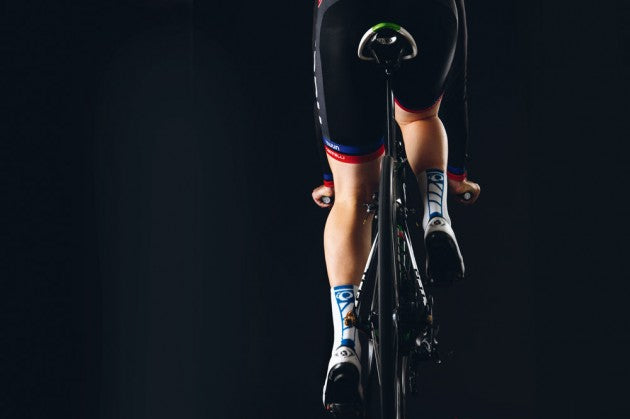 How to improve the efficiency of pedaling on bicycles
