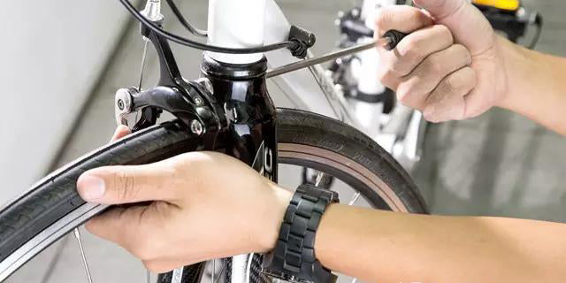 How to solve bicycle rim deflection 5