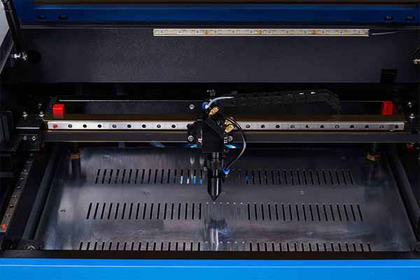 50W CO2 Laser Engraving Area