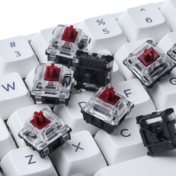 Gateron Optical Red Switches