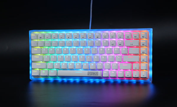 Epomaker HS84 Hotswappable Keyboard