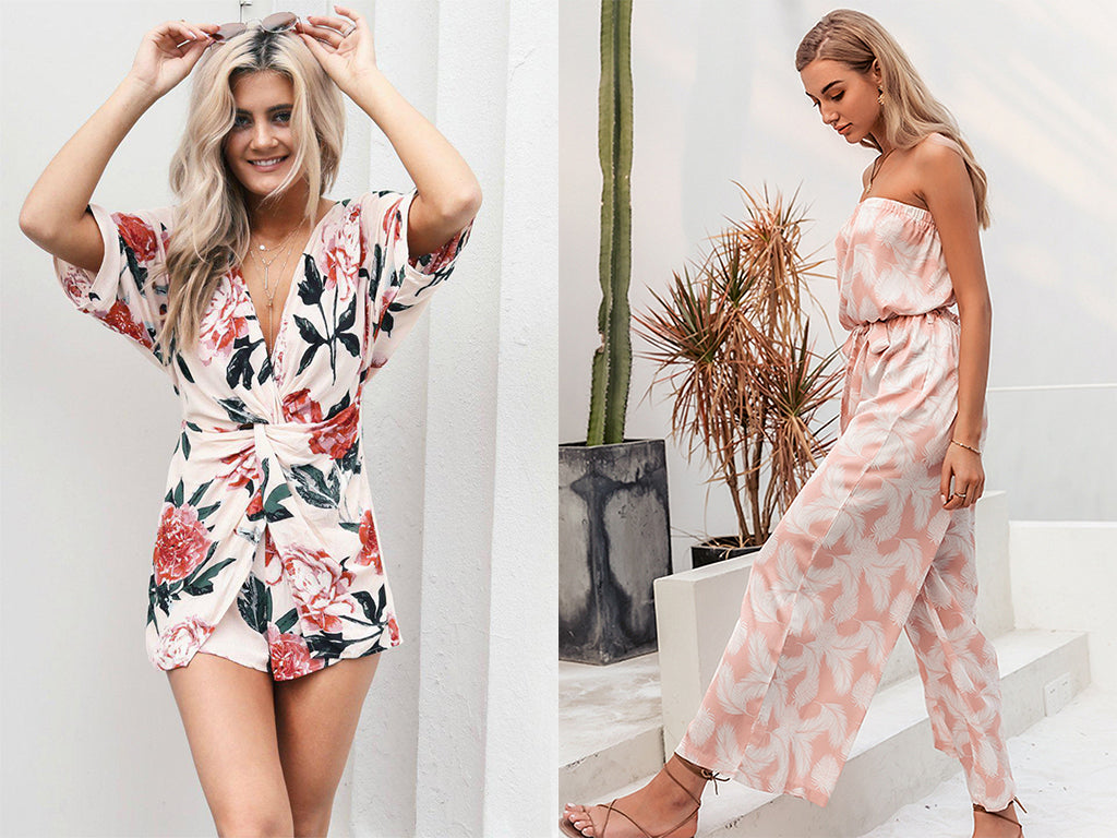 women summer jumpsuits