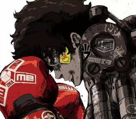 MEGALO BOX-Best Boxing Anime