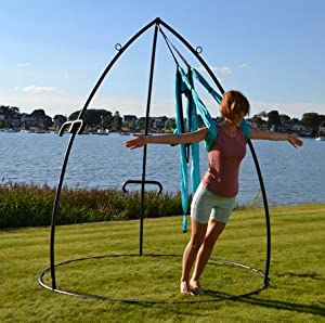 Aerial Yoga Swing Outdoor Use
