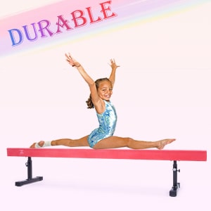 Balance Beam Gymnastics for Kids