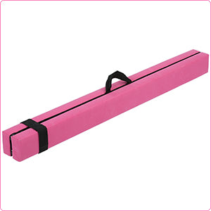 Folding Gymnastics Balance Beam Carry Handle