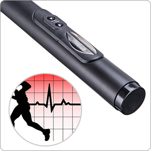 Folding Treadmill Hand Grip Pulse Sensor