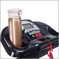 Folding Treadmill MP3 & CUP HOLDERS