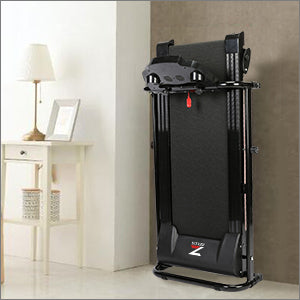 Space Saving Motorized Folding Treadmill