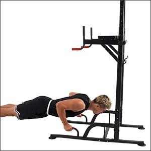 Power Tower Home Gym Exercise Equipment for Workouts