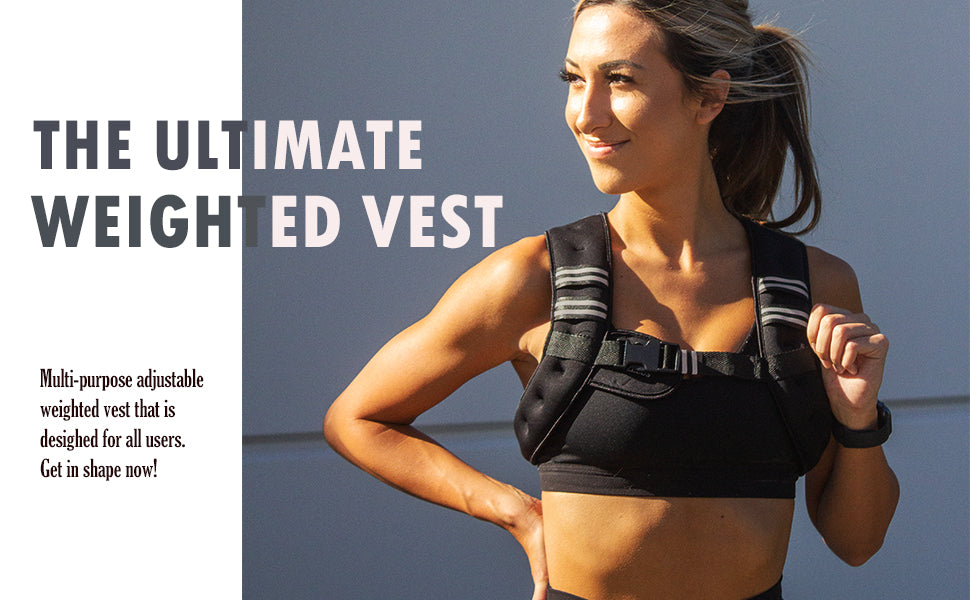 Ultimate Weighted Vest