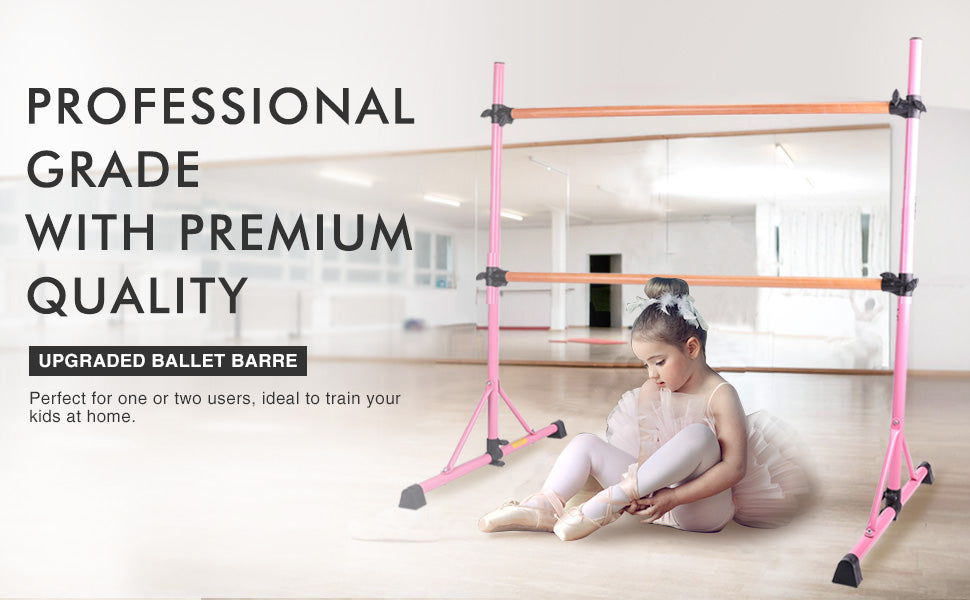 Upgraded Ballet Barre