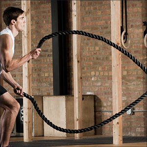 Versatile and Effective Battle Ropes