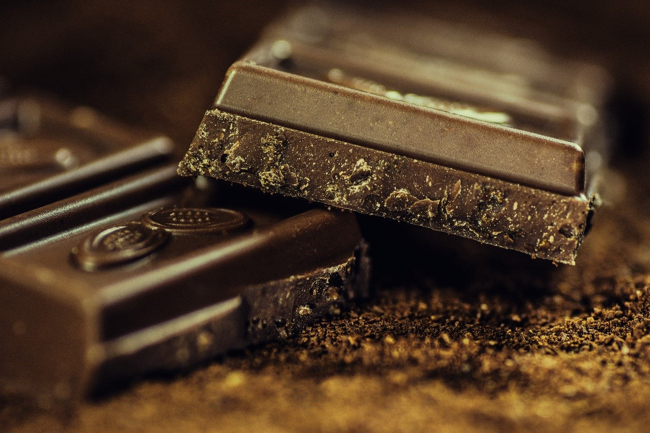 dark chocolate good snack for weight loss