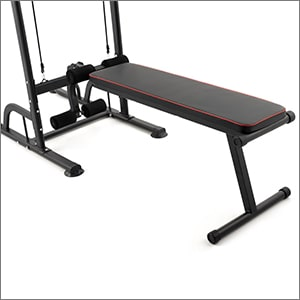 weight bench fitness equipment