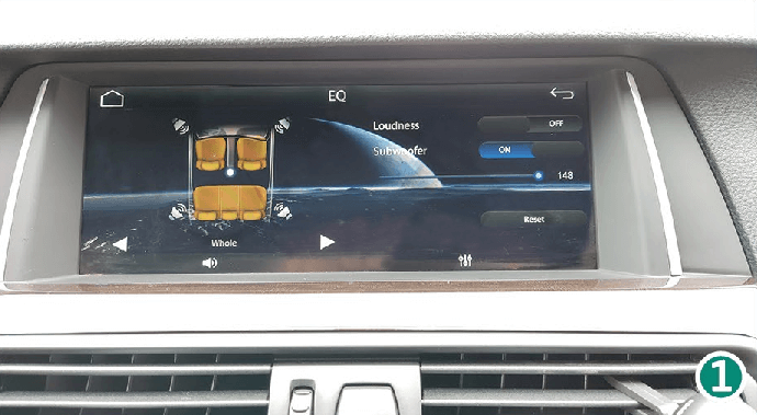 13.1 EQ - Audio Quality Setting For Media Play. CarPlay Smart Box System Functions Introduction & Tutorial