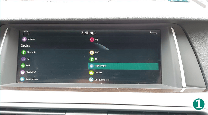 16.1 DVD - FRONTVIEW - CarPlay Smart Box System Functions Introduction & Tutorial