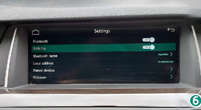 "Turn ""ON"" visibility. How To Connect Wireless CarPlay After Install CarPlay Smart Box?"