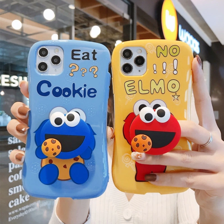 cute iphone 11 pro silicone case
