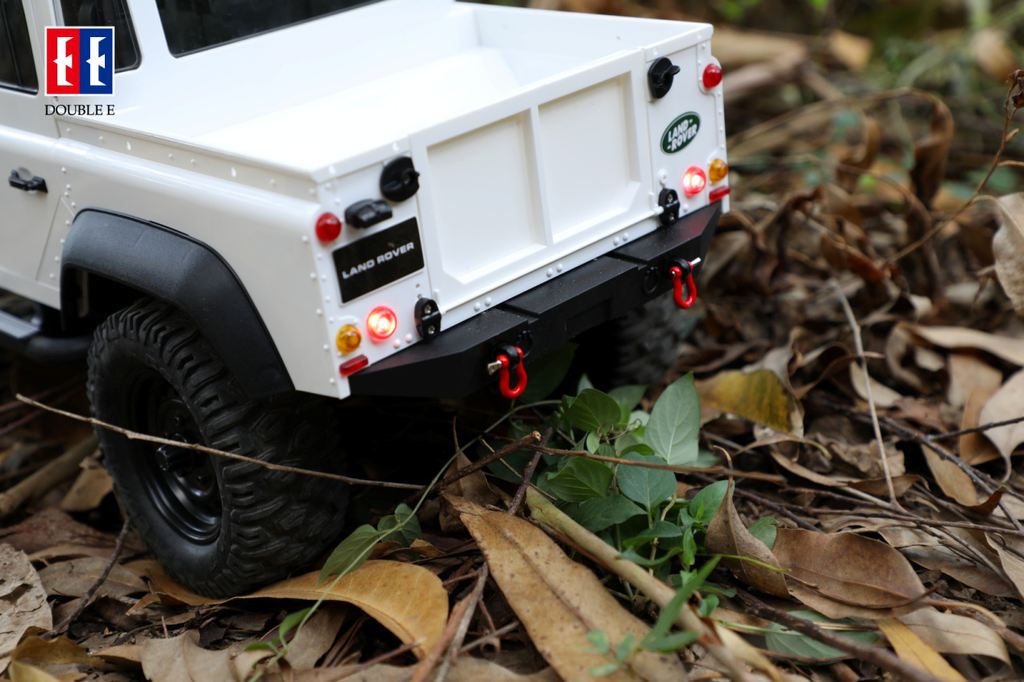 rc defender d110 back view