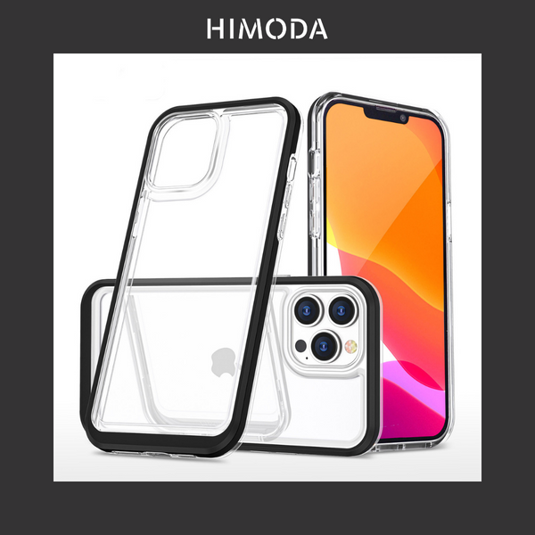 HIMODA clear iphone 13/ 13 pro case