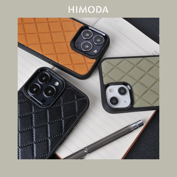 HIMODA real leather iphone case -13/13 pro / pro max
