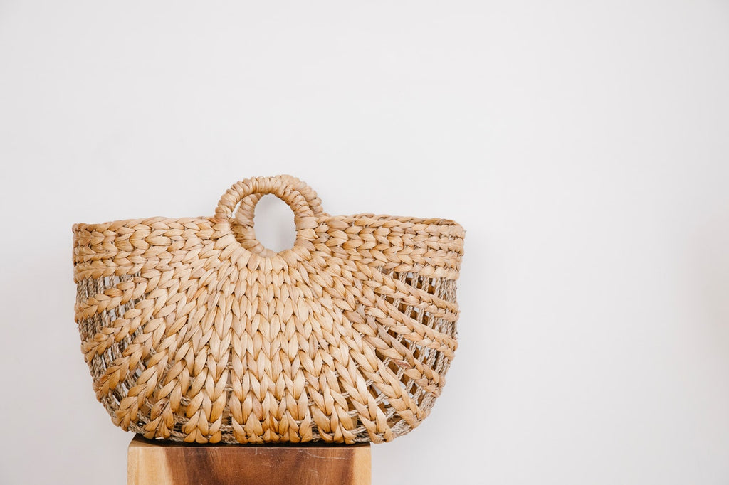 how to clean straw bags-himoda
