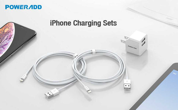 2 Port USB Wall Charger