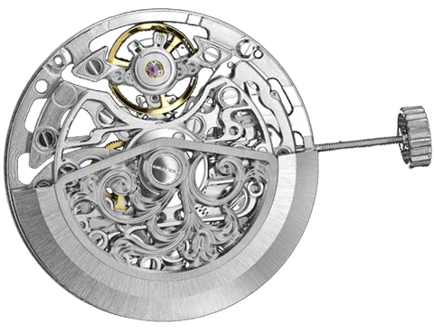 Boderry urban series watches movement hangzhou7500