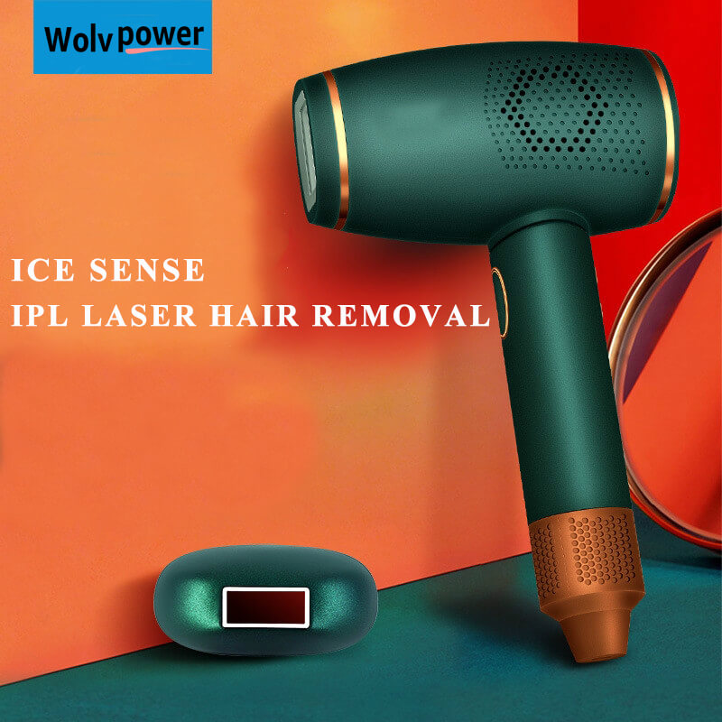 Wolvpower WPL hair removal