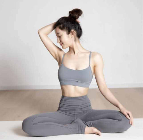 yoga lotus pose