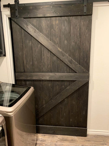 Barn Door Hardware
